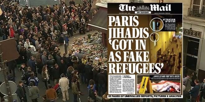 Hasil gambar untuk fake refugees