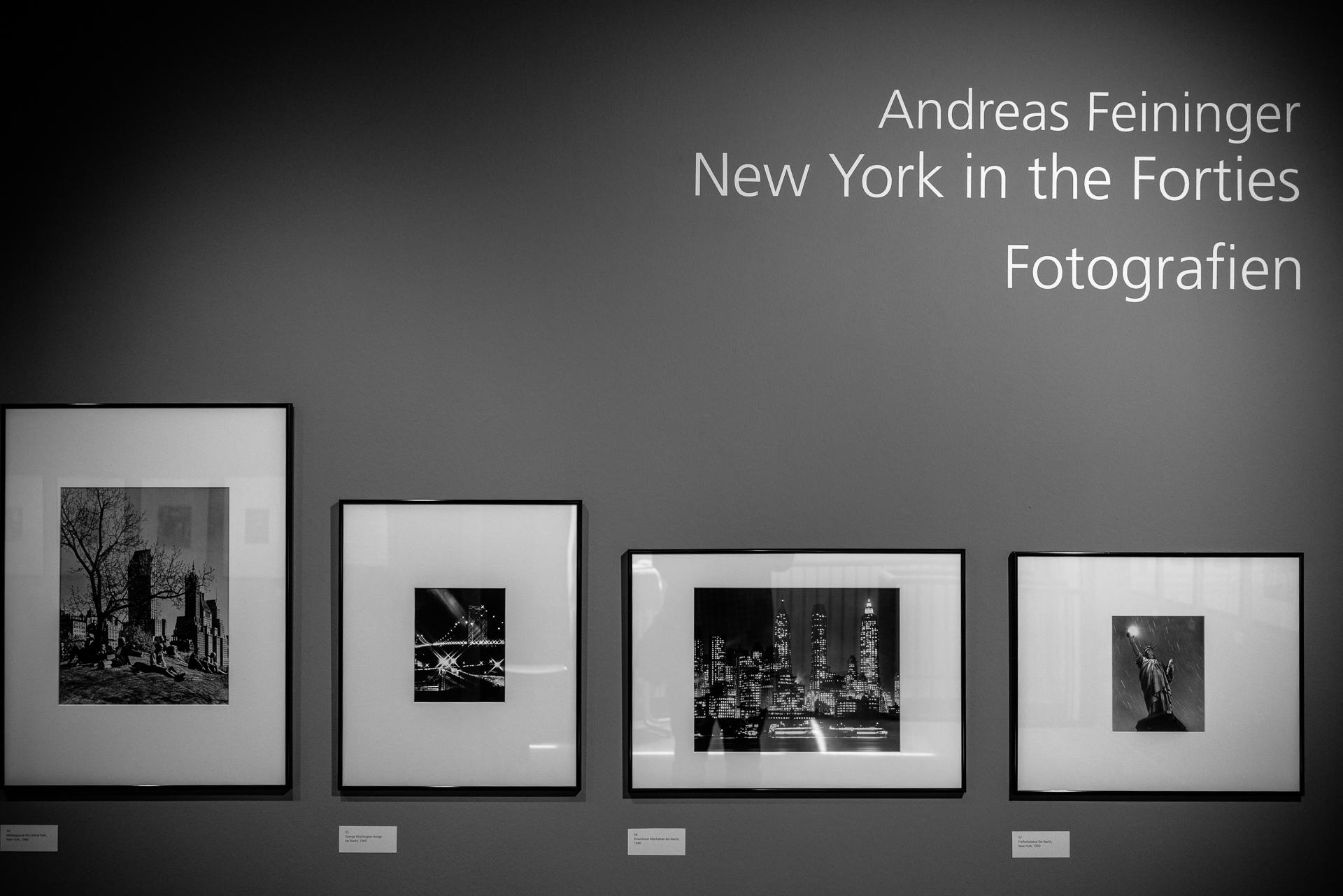 Andreas Feininger – New York in the Forties