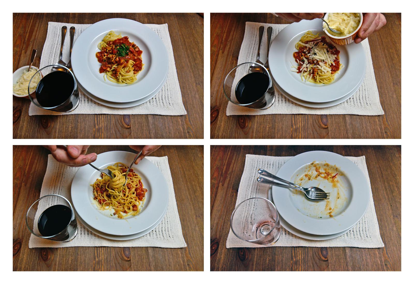 Spaghetti-all-Arrabiatta