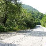 Straße kurz vor Botevgrad