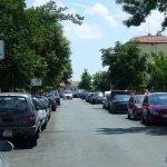 Straße in Losenez