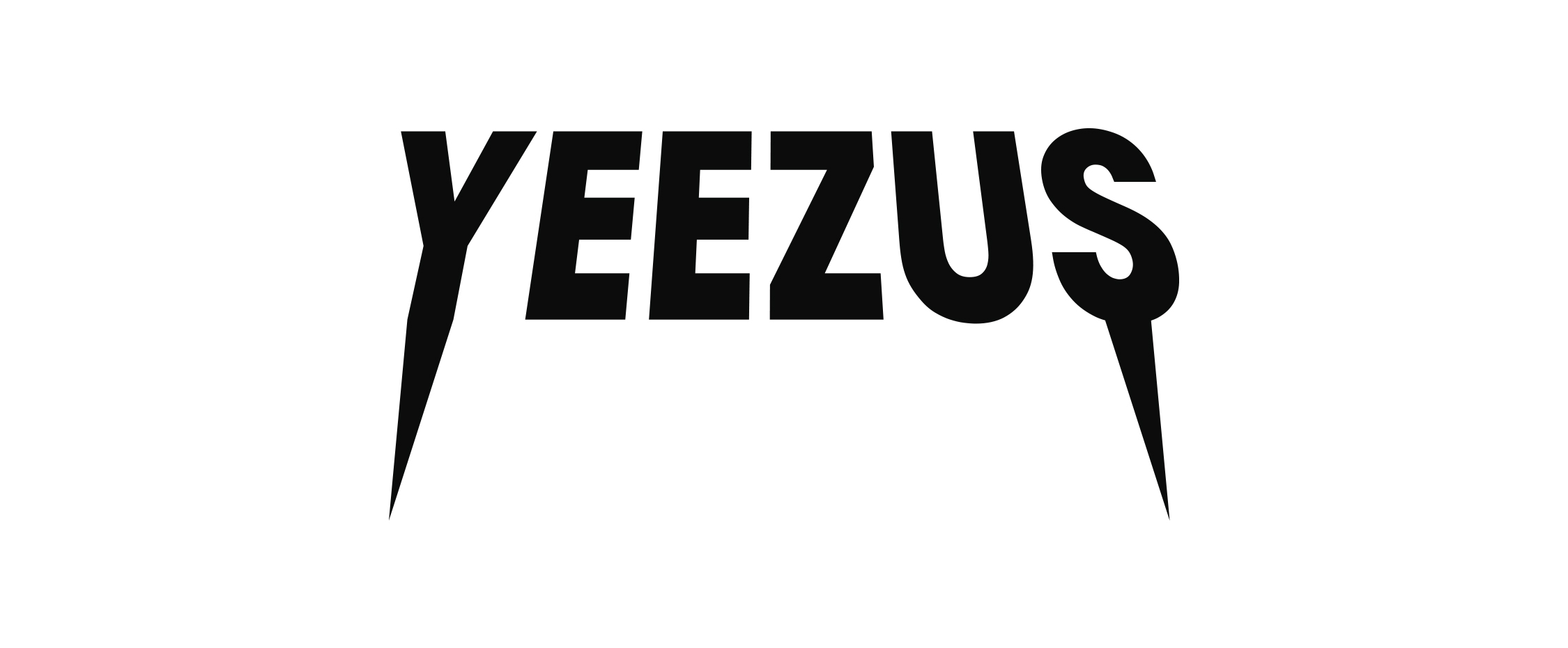 Image result for yeezus logo
