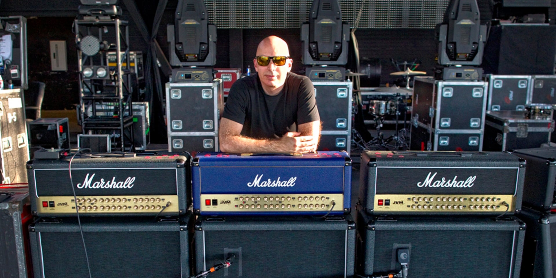 Marshall JS amps  Joe Satriani Universe