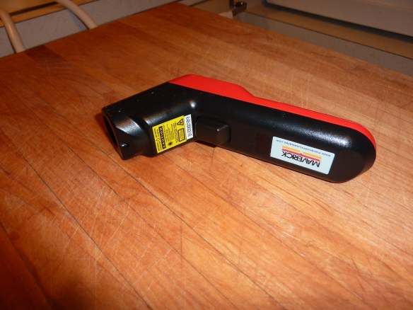 Infrared Thermometer with laser pointer