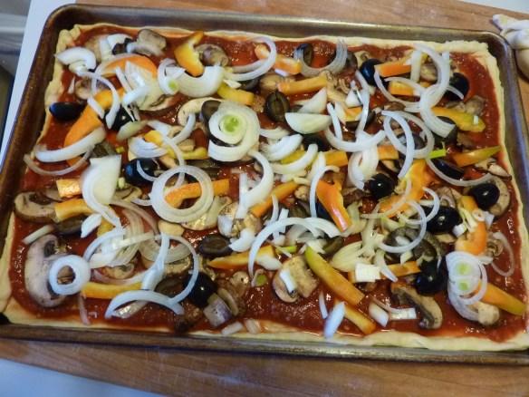 Pizza sauce recipe. | joeshealthymeals.com