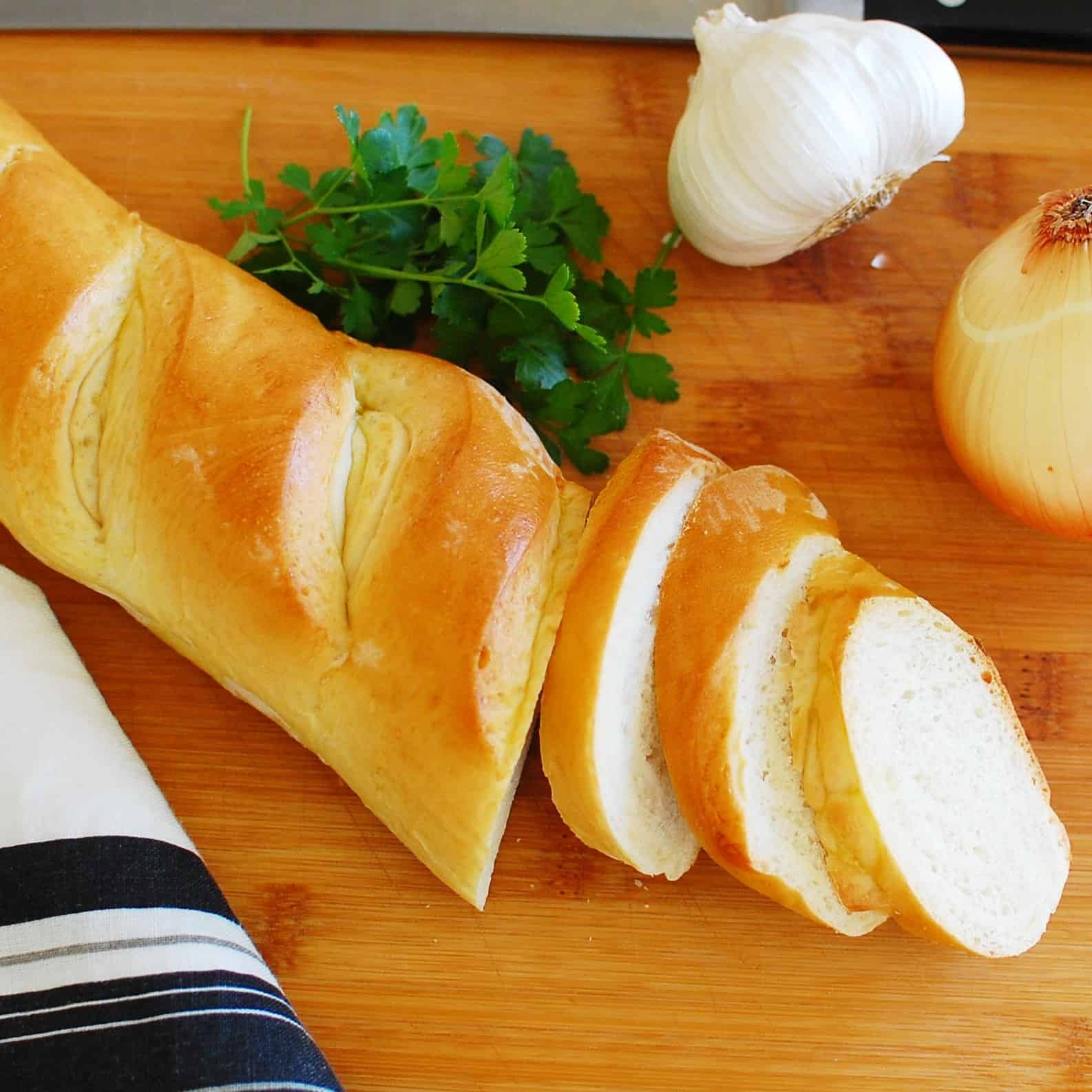 Easy French Baguette