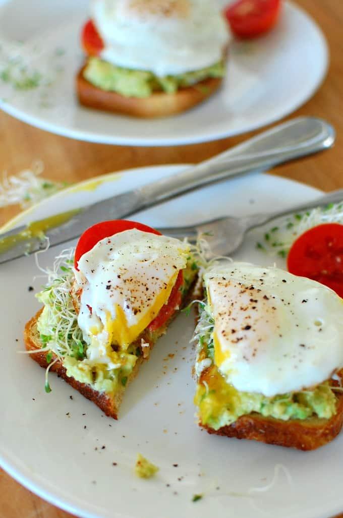 quick healthy breakfast