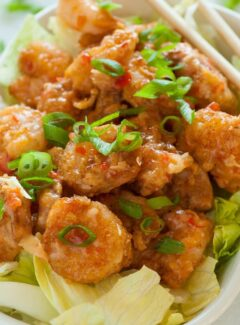 Bonefish Grill Bang bang shrimp copycat recipe. | joeshealthymeals.com