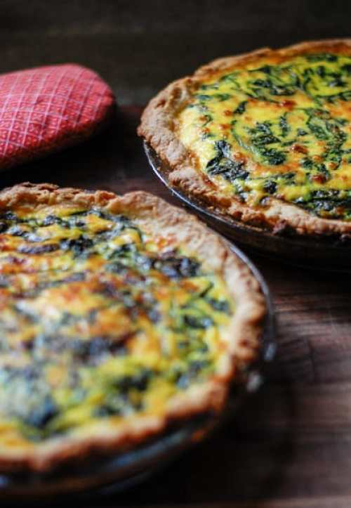 Vegetarian spinach potato quiche joes healthy meals vegetarian spinach potato quiche scrumptious easy to prepare vegetarian quiche joeshealthymeals forumfinder Choice Image