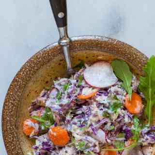 Lunchtime Healthy Tuna Salad