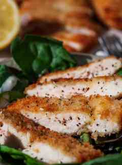 Best crispy chicken breasts