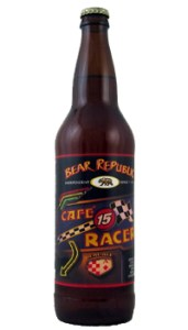 Bear Republic Cafe Racer 15 is the Sixpack of the Week