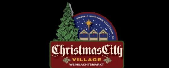 See Santa & Joe Sixpack Today at Bethlehem's Christmas City Village