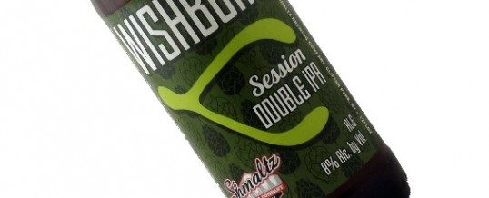 Sixpack of the Week: Shmaltz Wishbone Session Double IPA