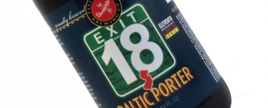 Sixpack of the Week: Flying Fish Exit 18 Baltic Porter