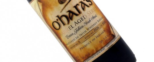Sixpack of the Week: O'Hara's Barrel Aged Leann Folláin Irish Stout