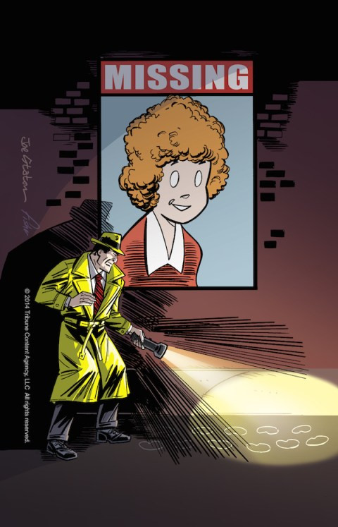 dick-tracy-orphan-annie