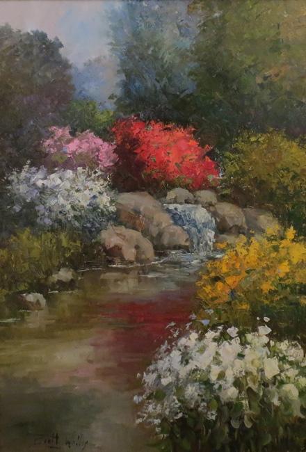 Scott Wallis  Artist  Gallery in Santa Fe NM