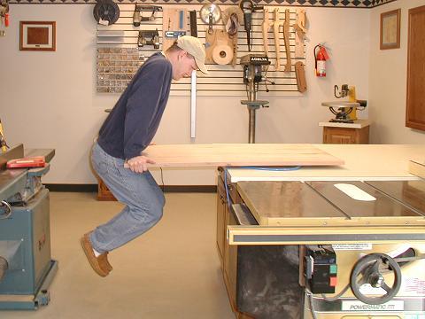 woodworking vacuum system