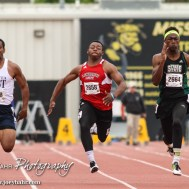 during day two of the KSHSAA State Track and Field Championship Meet