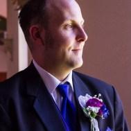 durning the wedding of Josh and Susan Oreander