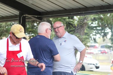 Members of the Great Bend High School Class of 1972 gathered for a reunion at Brit Spaugh Zoo and Park in Great Bend, Kansas on September 15, 2017. (Photo: Joey Bahr, www.joeybahr.com)
