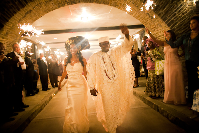 3 Dresses 1 Bride  NigerianEthiopian Wedding Part 3