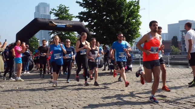 Brussels Port Run 2018 20-05-2018 11-09-019