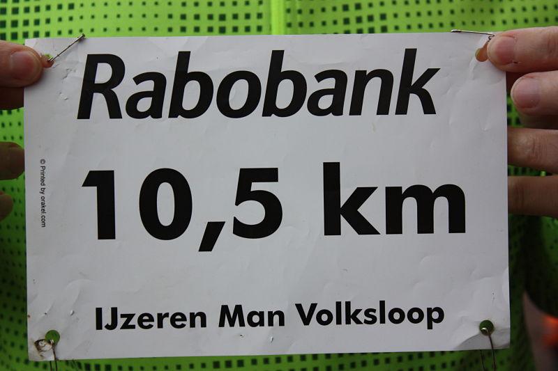De Ijzeren Man Volksloop – NL