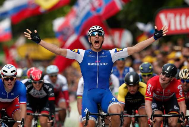 La victoire de Marcel Kittel à Liège