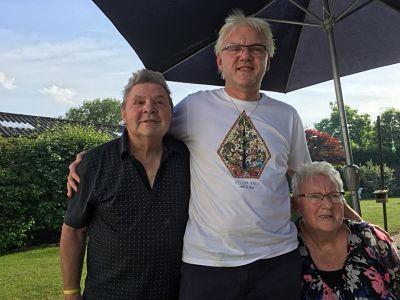 Papa, Maman et moi - Mai 2018