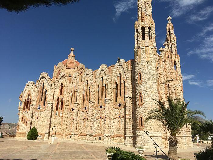 Le Santuario Santa Magdalena