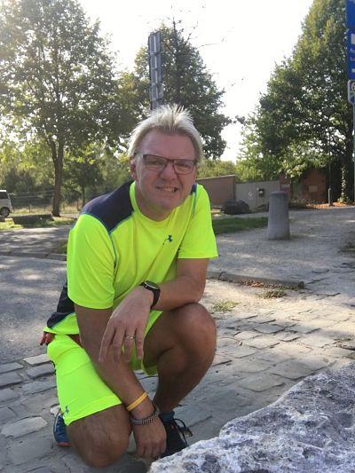 Le retour du joggeur…