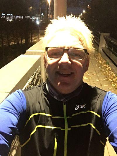 Les news d'une double semaine de jogging…