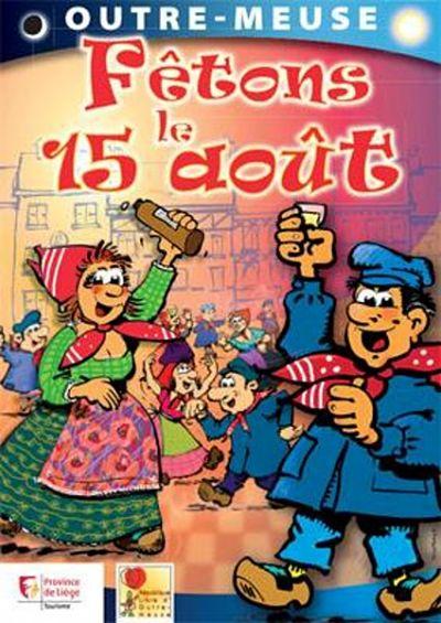 La fete du 15 aout à Liège