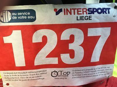 Les 10 miles de Liège