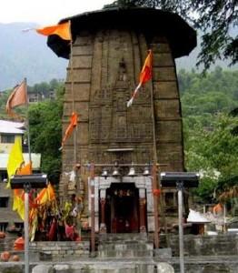 Manimahesh (Shiva) Temple,Bharmour