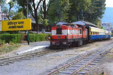 himachal pradesh joginder nagar overlooked in rail budget