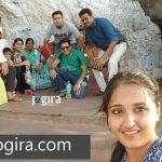 actress kajal raghwani with family