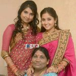 kajal raghwani family photo