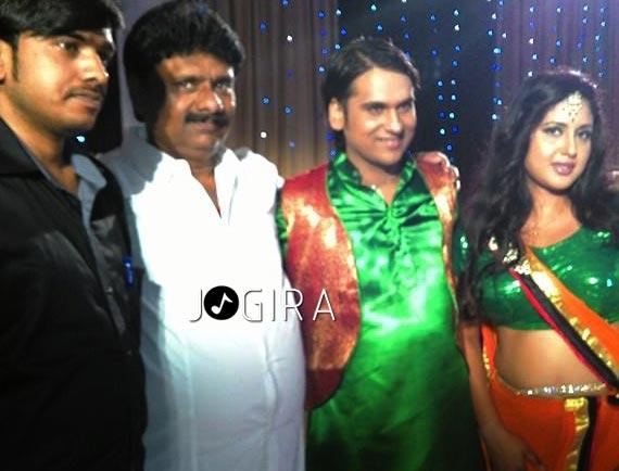 Bhojpuri film settingbaaj