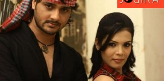 Payal seth and gaurav jha in bhojpuri film jawani zindabaad