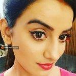 Akshara singh's selfi