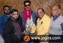 Bhojpuri film Dharam ke saudagar trailer