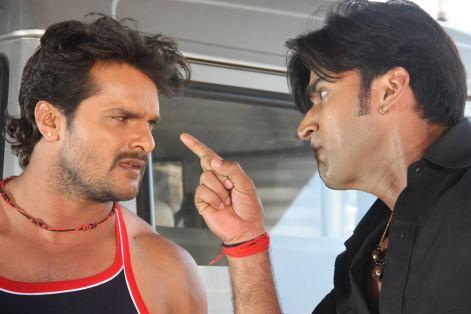 Khesari lal in Hogi pyar ki jeet