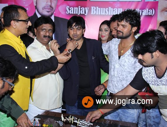 Sanjay bhushan birthday party