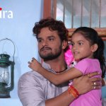 khesari lal with his daughter