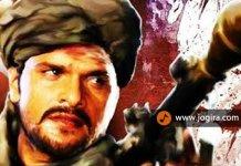 khesari lal yadav in bhojpuri film aatankwadi