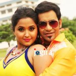 actor dinesh lal yadav and kajal