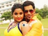 actor dinesh lal yadav and kajal